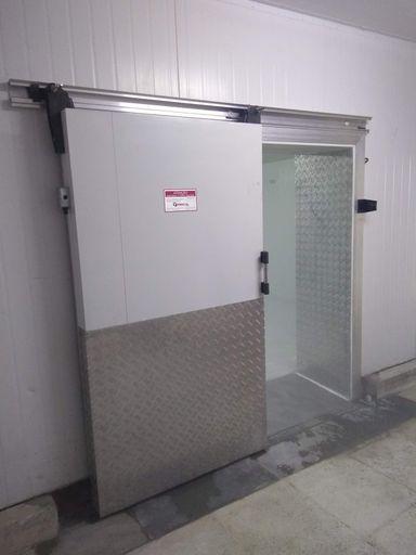 Portas frigorificas de correr
