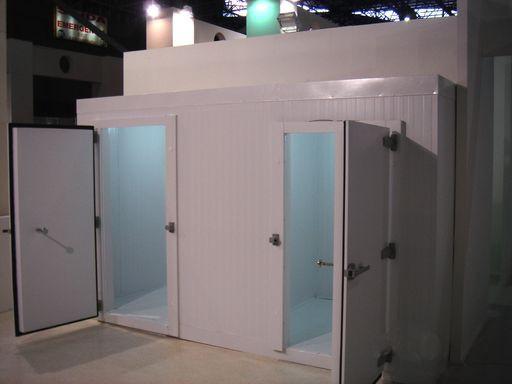 Unidades condensadoras e evaporadoras