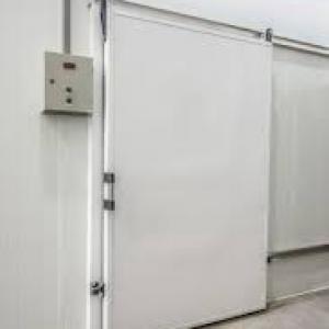 Portas frigoríficas